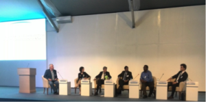 Panel discussion at the Africa Carbon Forum